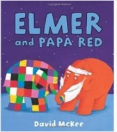 Elmer and Papa Red
